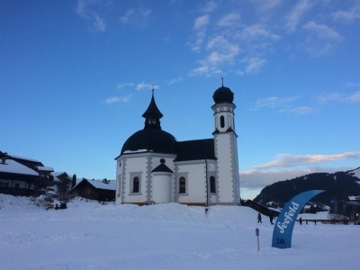 Seekirche Winter